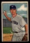 1952 Bowman #33  Gil McDougald  Front Thumbnail