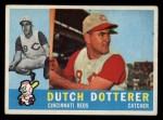 1960 Topps #21  Dutch Dotterer  Front Thumbnail
