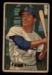 1952 Bowman #24  Carl Furillo  Front Thumbnail