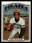1972 Topps #471  Luke Walker  Front Thumbnail