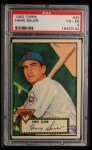 1952 Topps #35 RED Hank Sauer  Front Thumbnail