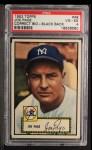 1952 Topps #48 BLK  Joe Page Front Thumbnail