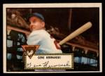 1952 Topps #16 RED  Gene Hermanski Front Thumbnail