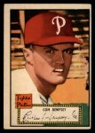 1952 Topps #44 RED Con Dempsey  Front Thumbnail