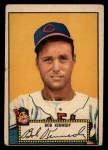 1952 Topps #77 RED  Bob Kennedy Front Thumbnail