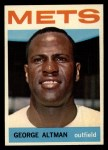 1964 Topps #95   George Altman Front Thumbnail