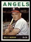 1964 Topps #333   Billy Moran Front Thumbnail
