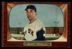 1955 Bowman #95   Sal Maglie Front Thumbnail