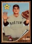 1962 Topps #368   Bob Tillman Front Thumbnail