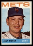 1964 Topps #422   Jack Fisher Front Thumbnail