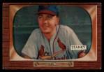 1955 Bowman #238   Eddie Stanky Front Thumbnail