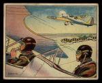 1941 Gum Inc. Uncle Sam Home Defense #38   Flight Instruction Front Thumbnail