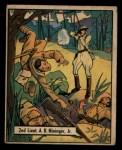 1941 Gum Inc. War Gum #43  2Nd Lieut. Nininger  Front Thumbnail