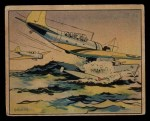 1941 Gum Inc. Uncle Sam Home Defense #46   Torpedo Bombing Front Thumbnail