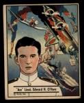 1941 Gum Inc. War Gum #55  Ace Lieutenant Edward H. O'hare  Front Thumbnail