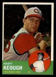 1963 Topps #21 COR  Marty Keough Front Thumbnail