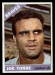 1966 Topps #130  Joe Torre  Front Thumbnail