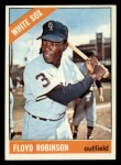 1966 Topps #8  Floyd Robinson  Front Thumbnail