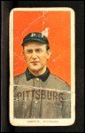 1909 T206 #4  Bill Abstein  Front Thumbnail