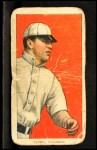 1909 T206 #90   Josh Clark Front Thumbnail