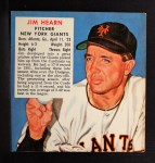 1952 Red Man #8 NLx  Jim Hearn Front Thumbnail