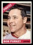 1966 Topps #551  Bob Purkey  Front Thumbnail