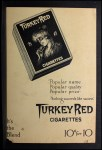 1910 T3 Turkey Red #93  Art Fromme   Back Thumbnail