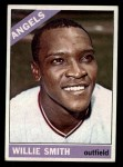 1966 Topps #438   Willie Smith Front Thumbnail