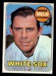 1969 Topps #636   Woodie Held Front Thumbnail