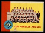 1963 Topps #39 *WHI*  Angels Team Front Thumbnail