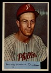 1954 Bowman #111  Murry Dickson  Front Thumbnail