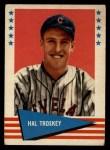 1961 Fleer #145   Hal Troskey Front Thumbnail
