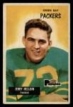 1955 Bowman #144   Jerry Helluin Front Thumbnail