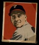1949 Bowman #30  Andy Seminick  Front Thumbnail