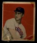 1949 Bowman #5   Hank Sauer Front Thumbnail
