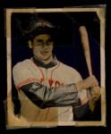 1949 Bowman #18  Bobby Thomson  Front Thumbnail
