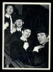 1964 Topps Beatles Black and White #112   Ringo Starr Front Thumbnail