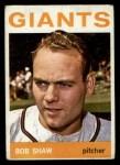 1964 Topps #328   Bob Shaw Front Thumbnail