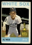 1964 Topps #168   Al Weis Front Thumbnail