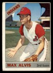 1966 Topps #415  Max Alvis  Front Thumbnail