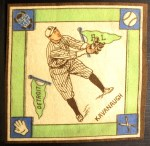 1914 B18 Blankets #18 WI  Marty Kavanaugh  Front Thumbnail