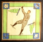 1914 B18 Blankets #19 WI  George Moriarty  Back Thumbnail