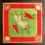 1914 B18 Blankets #56 GI  George Cutshaw  Back Thumbnail