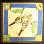 1914 B18 Blankets #55 WI  Bart Whaling  Back Thumbnail