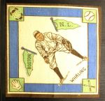 1914 B18 Blankets #55   Bart Whaling  Front Thumbnail