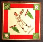 1914 B18 Blankets #46   Howard Shanks Front Thumbnail