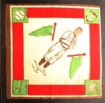 1914 B18 Blankets #39 GB Eddie Foster   Back Thumbnail
