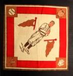 1914 B18 Blankets #39   Eddie Foster  Back Thumbnail