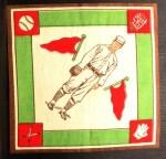 1914 B18 Blankets #70   Red Murray Back Thumbnail