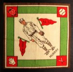 1914 B18 Blankets #70   Red Murray Front Thumbnail